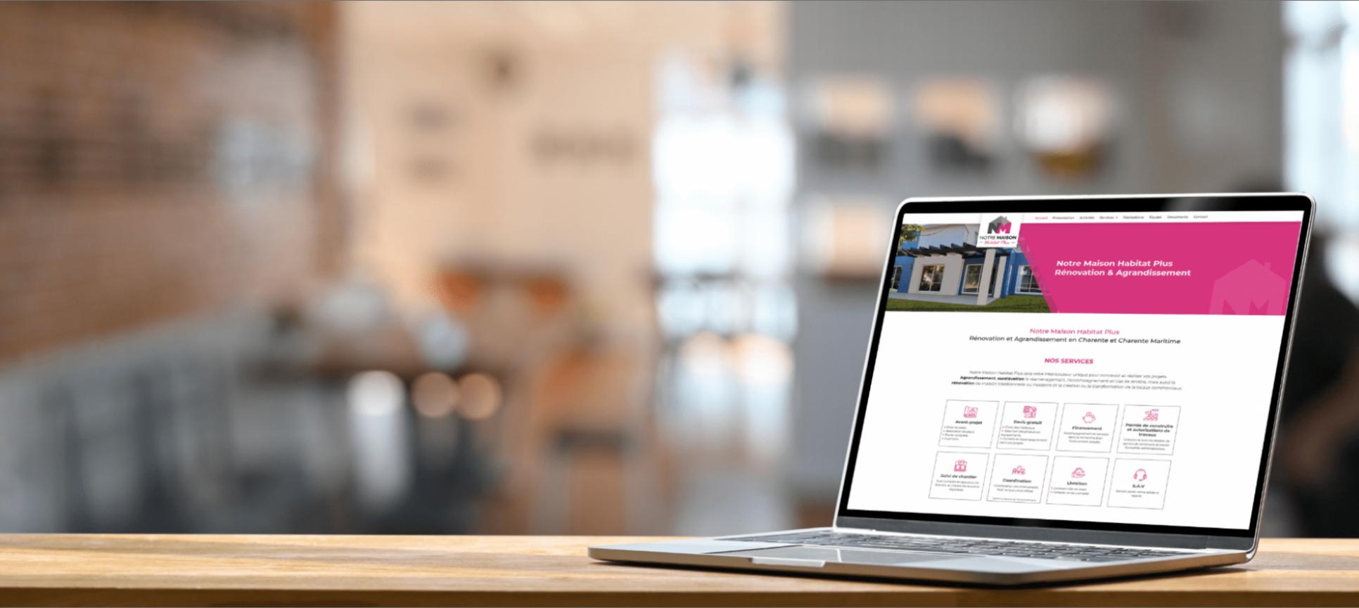 Site fait avec le Framework Symfony